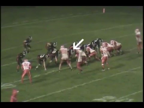 Mike Gibbs Senior Highlights '08 - Mathews High School