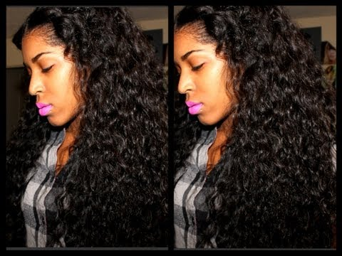 Yhasi Luxury Hair Company Virgin Brazilian Deep Wave