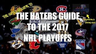 The Haters Guide to the Haters Guide to the 2017 NHL Playoffs