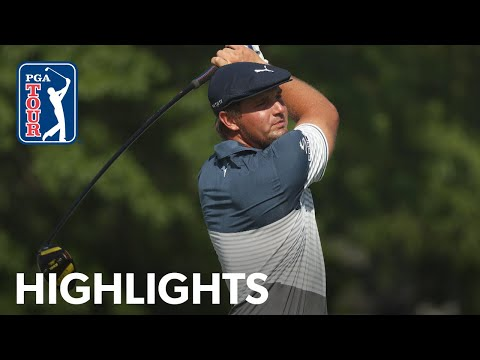 Bryson DeChambeau's longest drives at Rocket Mortgage Classic 2020