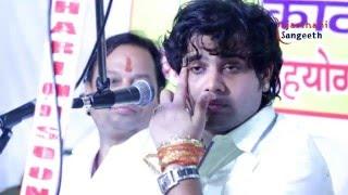 Lugayo Gavo Mangla Char | Gajendra Rao Live Hyderabad Bhajan | Rajasthani Sangeeth Hits HD