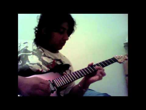 motherjane chasing the sun (cover and 1st solo)
