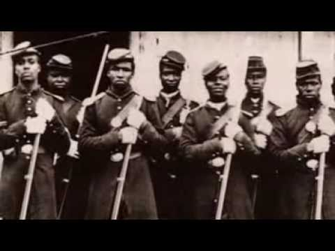 black people and civil war