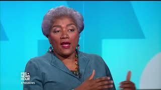 Donna Brazile: Bailing out DNC gave Clinton campaign control,