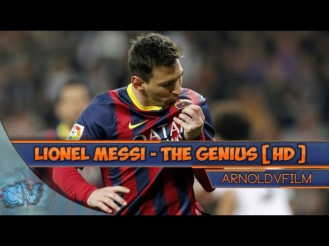Lionel Messi ► The Genius [ HD ] ● Goals & Skills