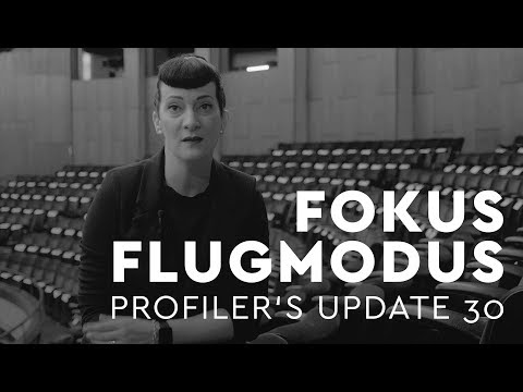 Fokussiert bleiben - Profiler's Update 30