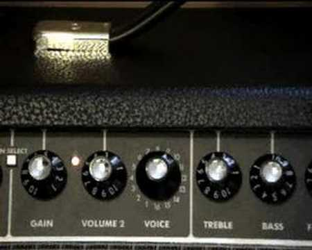 Fender Super Champ XD Voicings
