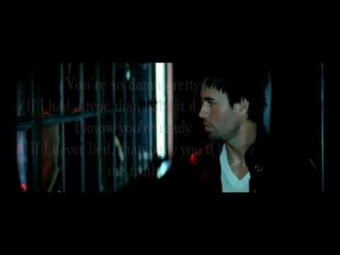 Enrique Iglesias - Tonight (i'm Lovin You) (lyrics) Ft. Ludacris video