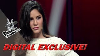 Katrina Kaif Imitates Salman Khan | Moment | The Voice India Kids - Season 2