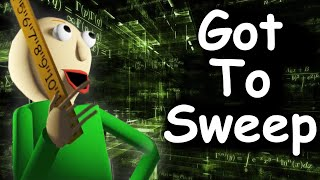 [SFM Baldi] Got To Sweep (Baldi's Basics in Education And Learning Song)