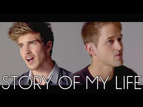 Story Of My Life - One Direction - Luke Conard & Joey Graceffa Music Video Cover video
