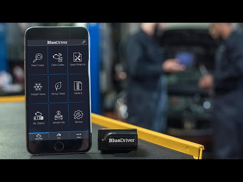 BlueDriver OBD2 Scan Tool APK Cover