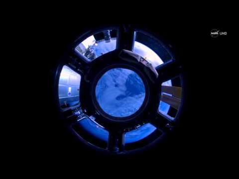 Timelapse: Aurora Borealis, Aurora Australis from Intl Space Station