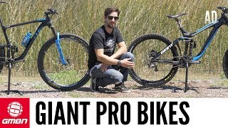 Pro Bike Checks With The Giant Factory Off Road Team | Sea Otter Classic 2018