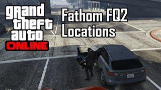 GTA Online - Fathom FQ2 Location