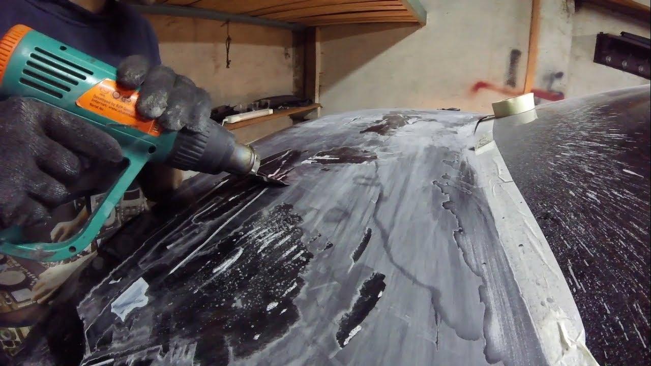 Подготовка авто к покраске своими руками 51