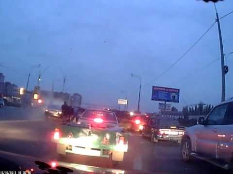 Паровозик на светофоре