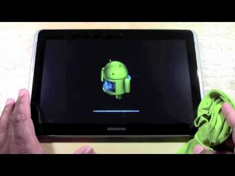 Galaxy Tab 2 (10.1) - How to Reset Back to Factory Settings