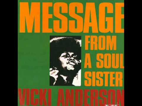 Vicki Anderson Sound Funky By Soul