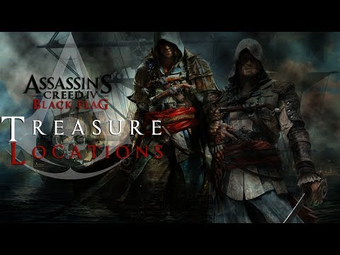 Assassin's Creed 4 Black Flag Tresure Map 623. 172