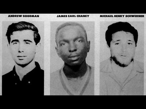 Mississippi Burning: As Ferguson Erupts, Obama Honors Civil Rights Activists Slain By Klan in 1964
