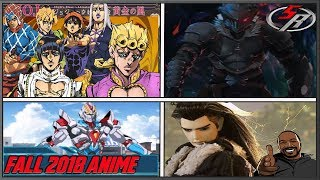 Fall Anime 2018: What's Scott Watching?