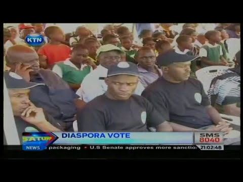 News : Diaspora voting frustrations