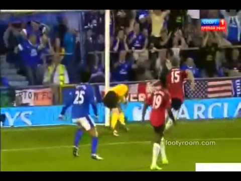 Everton vs Manchester United 1-0 Highlights 20-08-2012