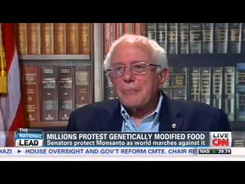 March Against Monsanto Coverage On CNN May 28, 2013 Full Segment