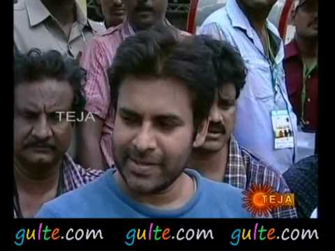 Gulte.com - Pawan Kalyan graced T20 Tollywood Trophy