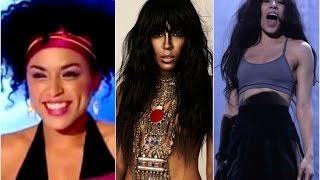 Evolution of an Eurovision Artist: LOREEN