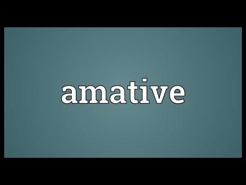Header of amative