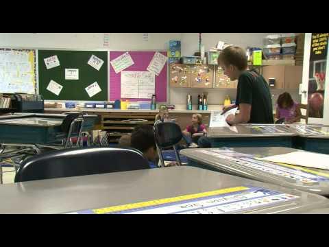 Golden Apple W-H-A Students Reading 5,000 Books - Lakeland News at Ten - November 3, 2011.m4v