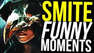 This game is gonna be the end of me... (Smite Funny Moments)