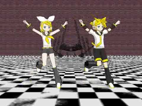 Love And Joy Vocaloid. [MMD] quot;Love amp; Joyquot; Kagamine Rin and Len