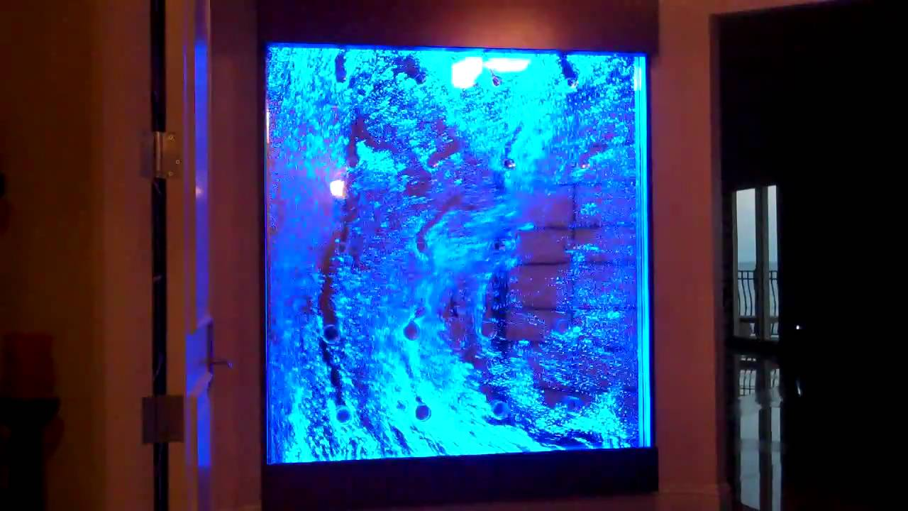 Bluworld Bubble Panel With Bubble Baffles Youtube