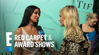 Kim Kardashian Talks Kanye West's White House Visit | E! Red Carpet & Live Events