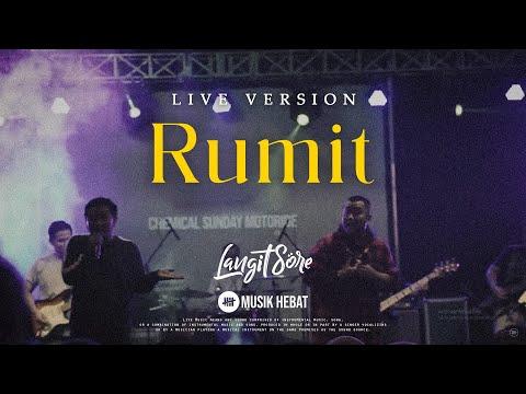 LANGIT SORE - RUMIT  (LIVE #JHONOR12)