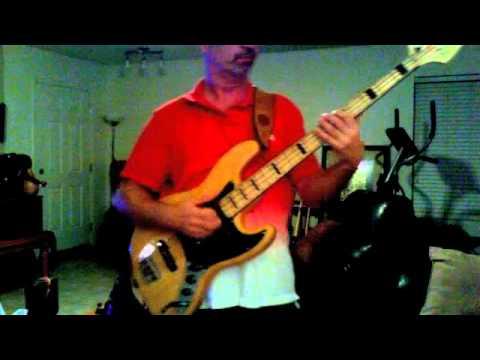 brand new heavies (bass cover) dream come true youtube