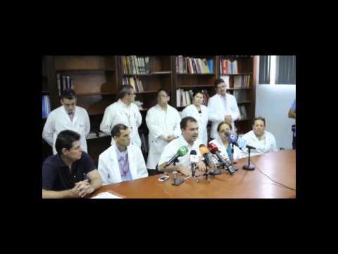 Secretario de Salud de Aragua señala que fallecimientos no poseen