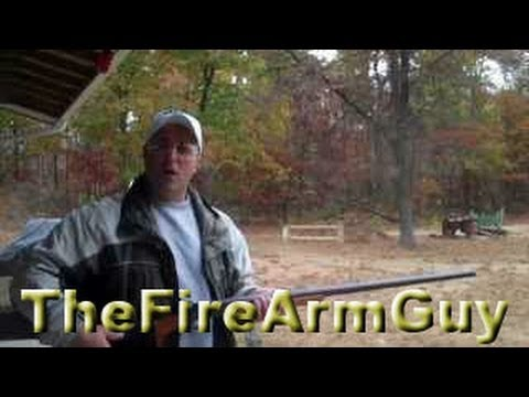 10 ga Shotgun Single Shot Shooting - TheFireArmGuy