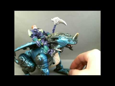 M.A.R.S. Berserker Dragon (Blue)