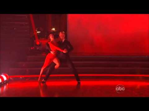 Kellie Pickler & Derek Hough  Argentine Tango Encore