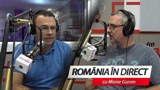 Noi si izolarea Americii - Romania in Direct cu Moise Guran si Vlad Petreanu