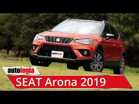 A Prueba SEAT Arona 2019