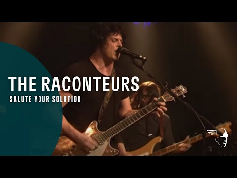 The Raconteurs - Salute your Solution (Live at Montreux 2008)