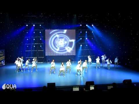 AQUA | Firecrackers | 1st Place - Kids Hip Hop Formation @ Dance Fest Novi Sad 2012