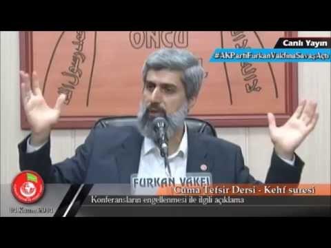 VARAN 1 Alparslan Kuytul Hoca- AKP Cemaatlere Savaş açtı ! Bütün Cemaatleri AKP'YE Düşman Yapacaklar