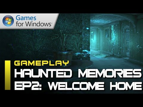 Haunted Memories Ep. 2 Welcome Home Gameplay - Slenderfuck More Annoying Than Ever