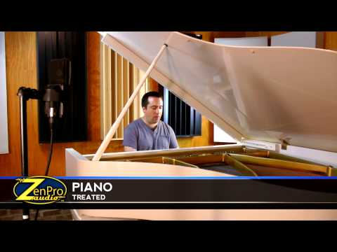 ZenPro Audio: GIK Acoustics. Bass Traps and Diffusors